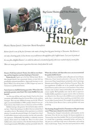 The Buffalo Hunter